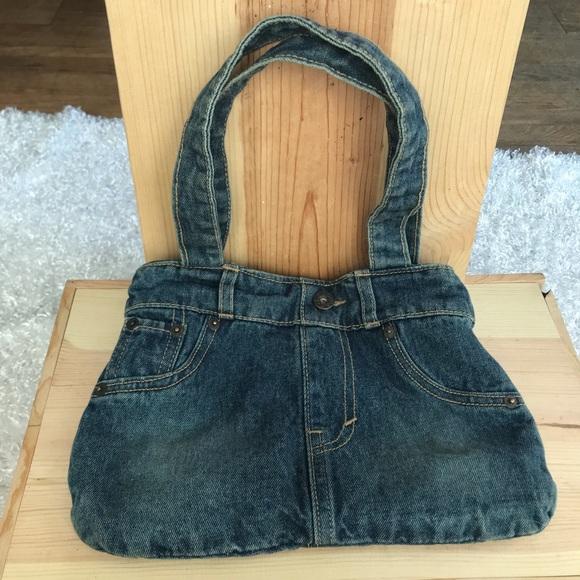 Levi's Handbags - Levi's denim small purse
